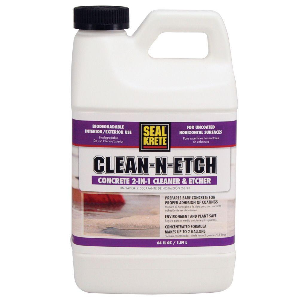 Seal-Krete 64 oz. Clean N-Etch Etching Solution