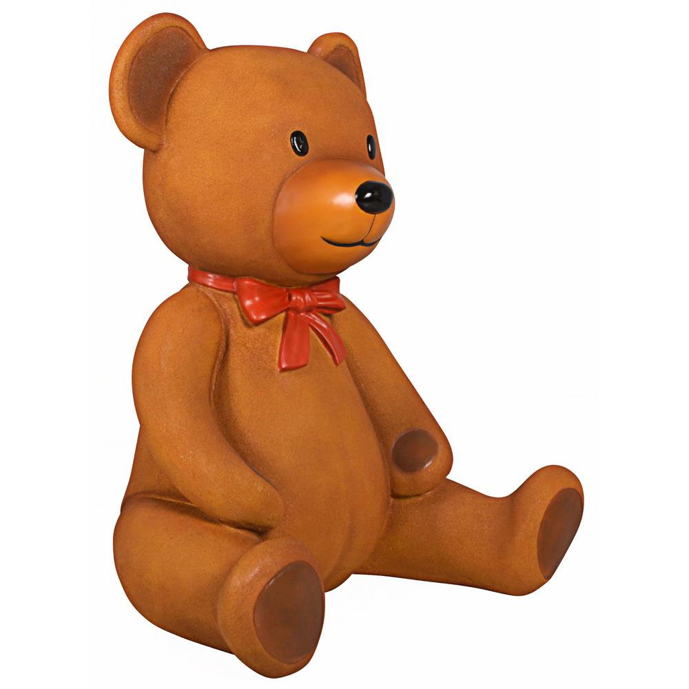 Design Toscano 36 In H Towering Tremendous Teddy Bear Statue