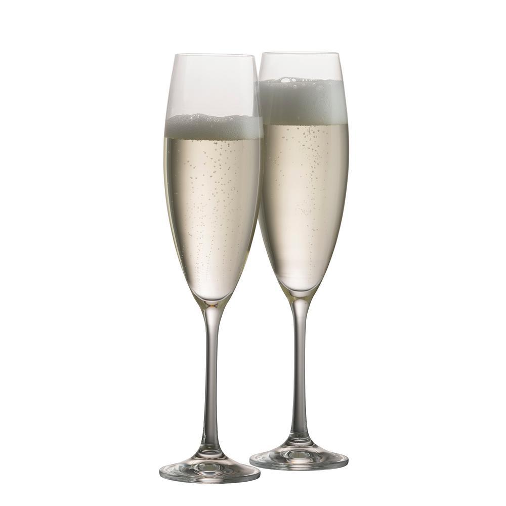 Elegance Champagne Pair