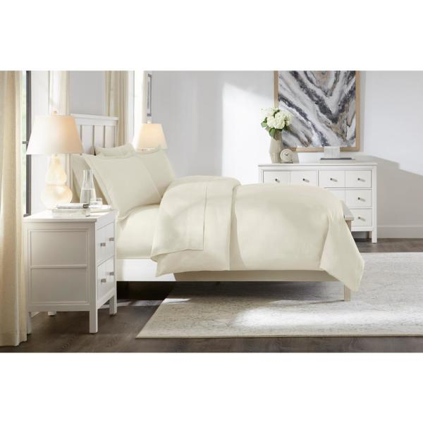 Home Decorators Collection 300 Thread Count Wrinkle Resistant USA Grown Cotton