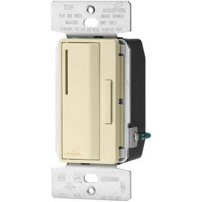 Accell Smart Dimmer Multi-Location Accessory with 10-Second Delay, Almond