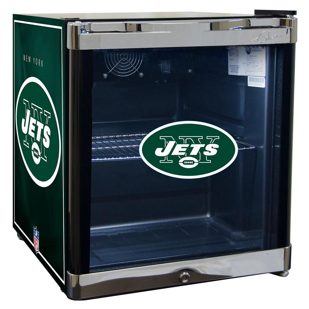 17 in. 20 (12 oz.) Can New York Jets Beverage Center