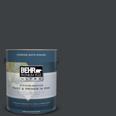 #HDC-MD-04 Totally Black Paint