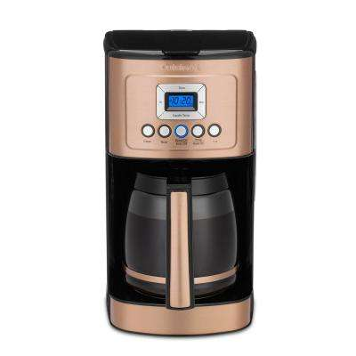 New Copper collection 14-Cup Programmable Coffeemaker