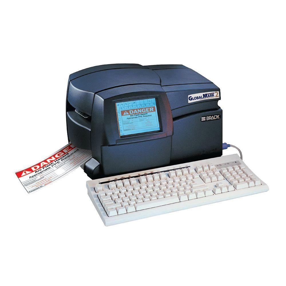 Brady Globalmark2 Multicolor Label Maker Printer