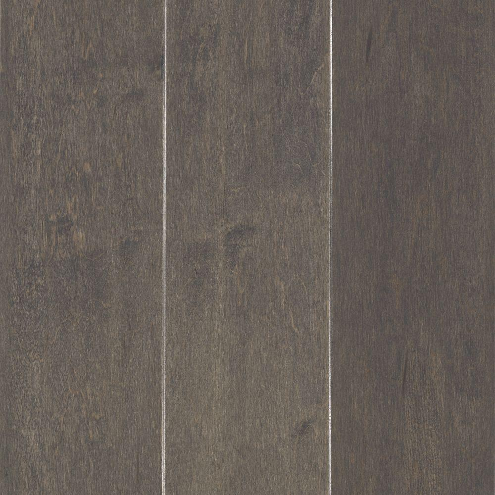 Mohawk gray wood flooring flooring the home depot carvers creek onyx maple 12 in thick x 5 in wide x dailygadgetfo Choice Image