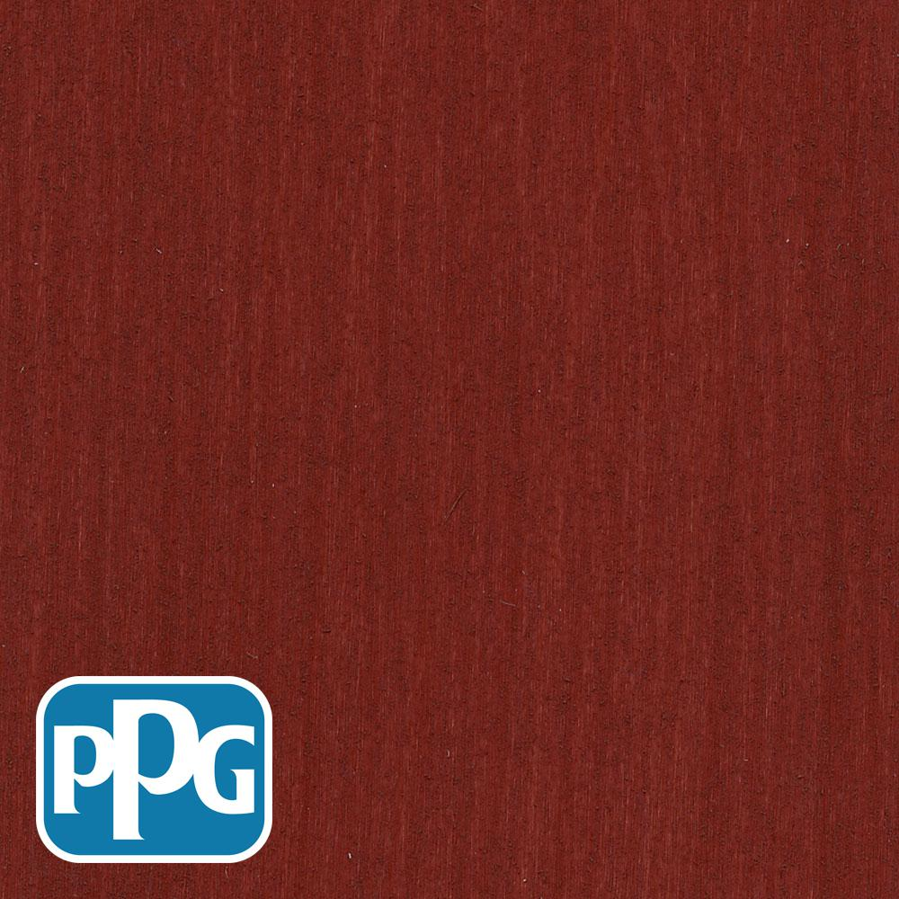 1 gal. TSS-4 Navajo Red Semi-Solid Penetrating Oil Exterior Wood Stain