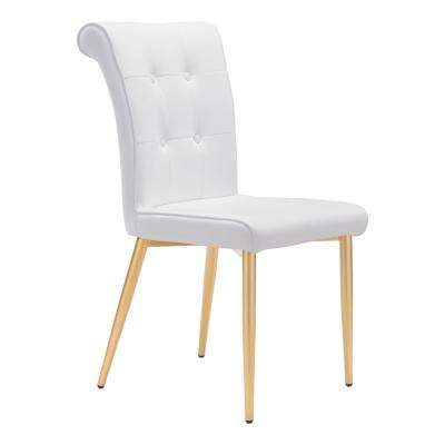 Niles White Dining Chair (Set of 2)