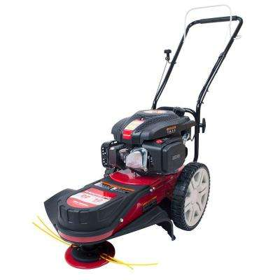 22 in. 150cc Walk Behind OHV Gas String Trimmer