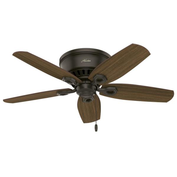 42 In Indoor New Bronze Ceiling Fan