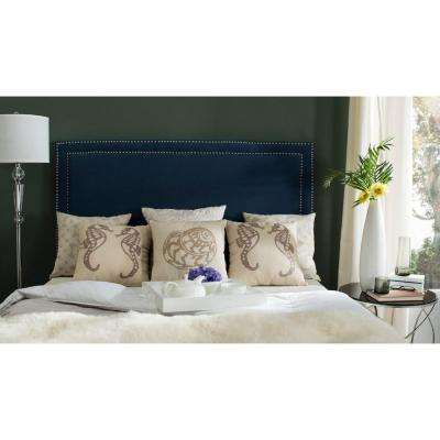 Cory Navy Queen Headboard