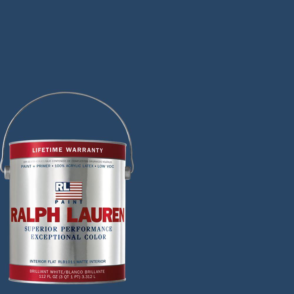 Ralph Lauren 1-gal. Washed Denim Flat Interior Paint