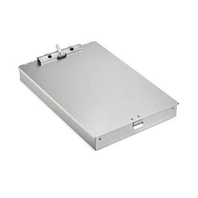 1.5 in. Bin Aluminum Form Storage Clipboard