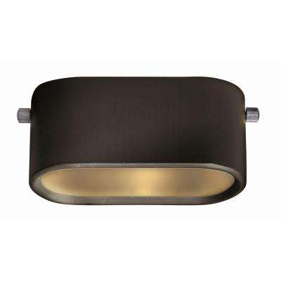 Under-Bench Bronze LED Outdoor Landscape Light