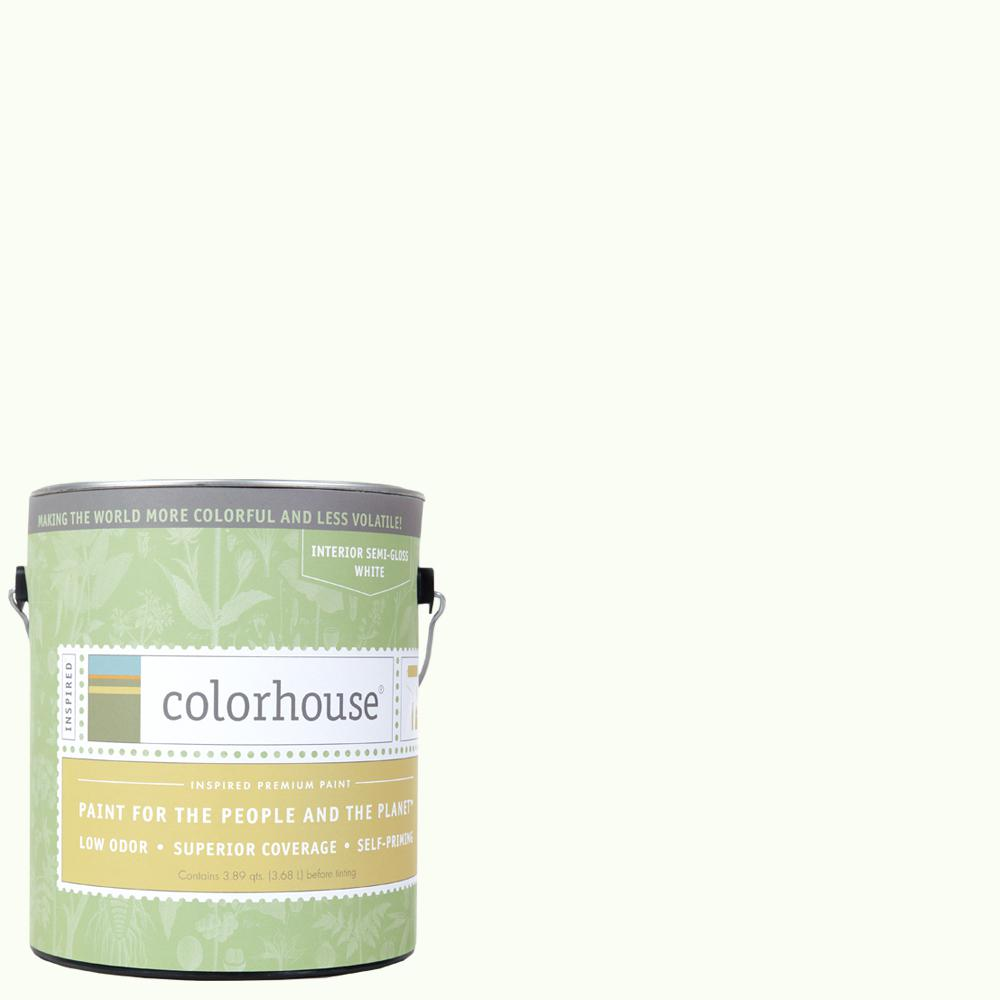 Colorhouse 1 gal. Imagine .02 Semi-Gloss Interior Paint