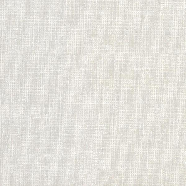 8 in. x 10 in. Arya Ivory Fabric Texture Wallpaper Sample