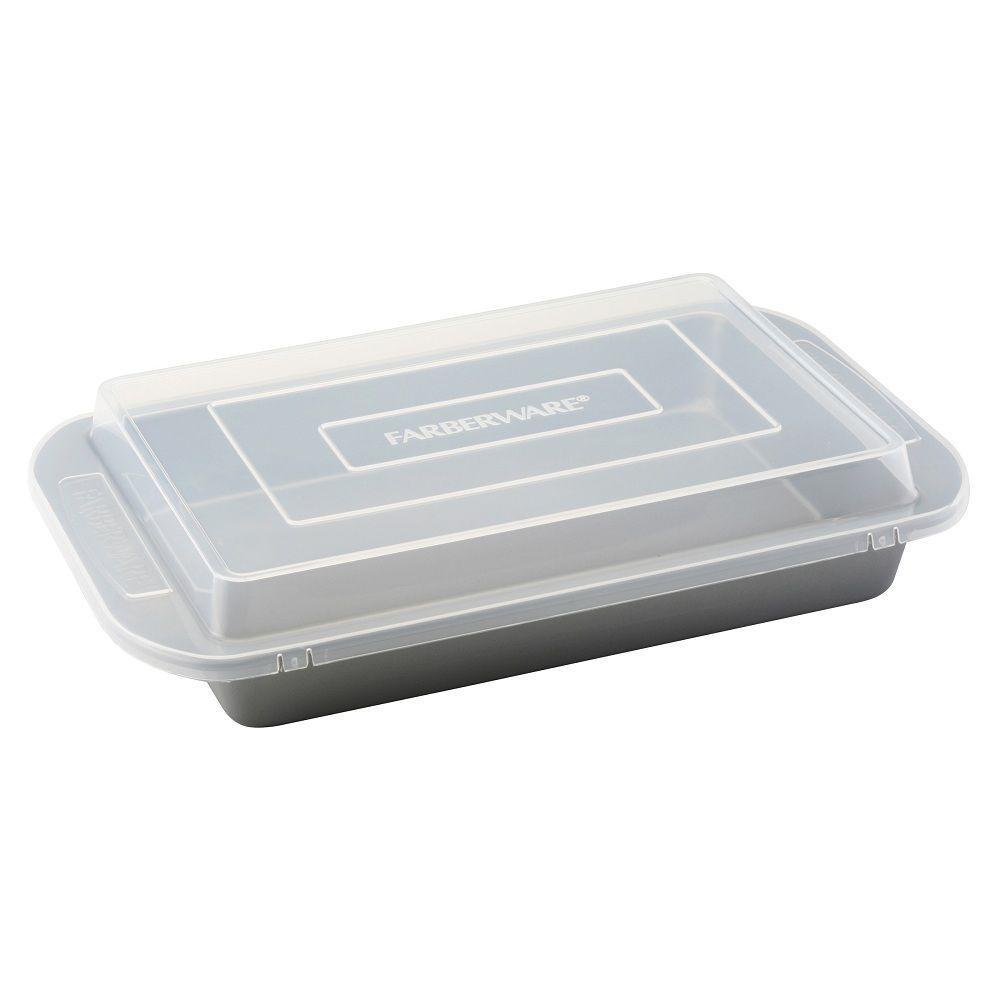 Farberware Steel Cake Pan 52181