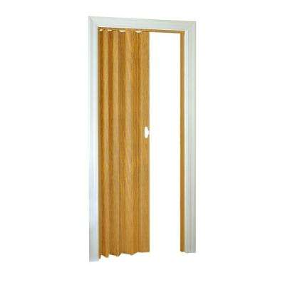 Ellington Ash Accordion Door