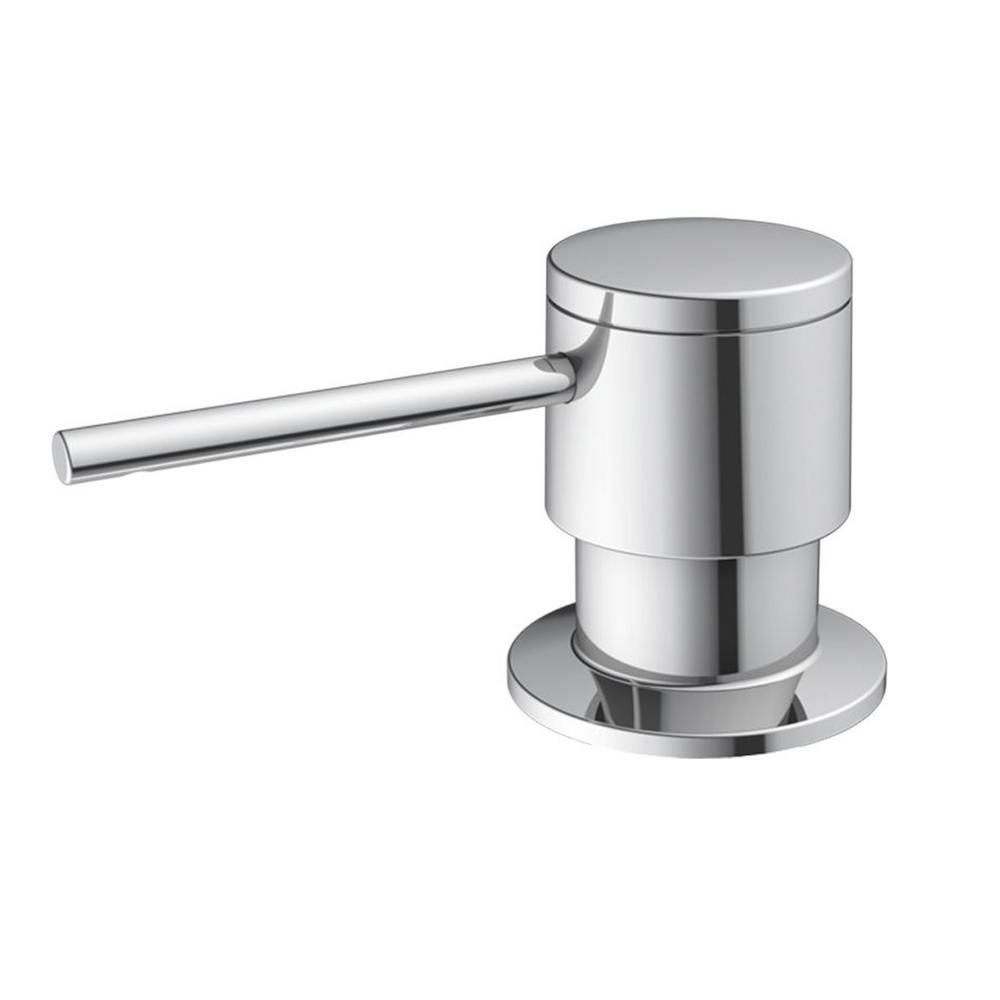SONOMA Soap Dispenser in Polished Chrome