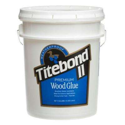 5 gal. Titebond II Wood Glue
