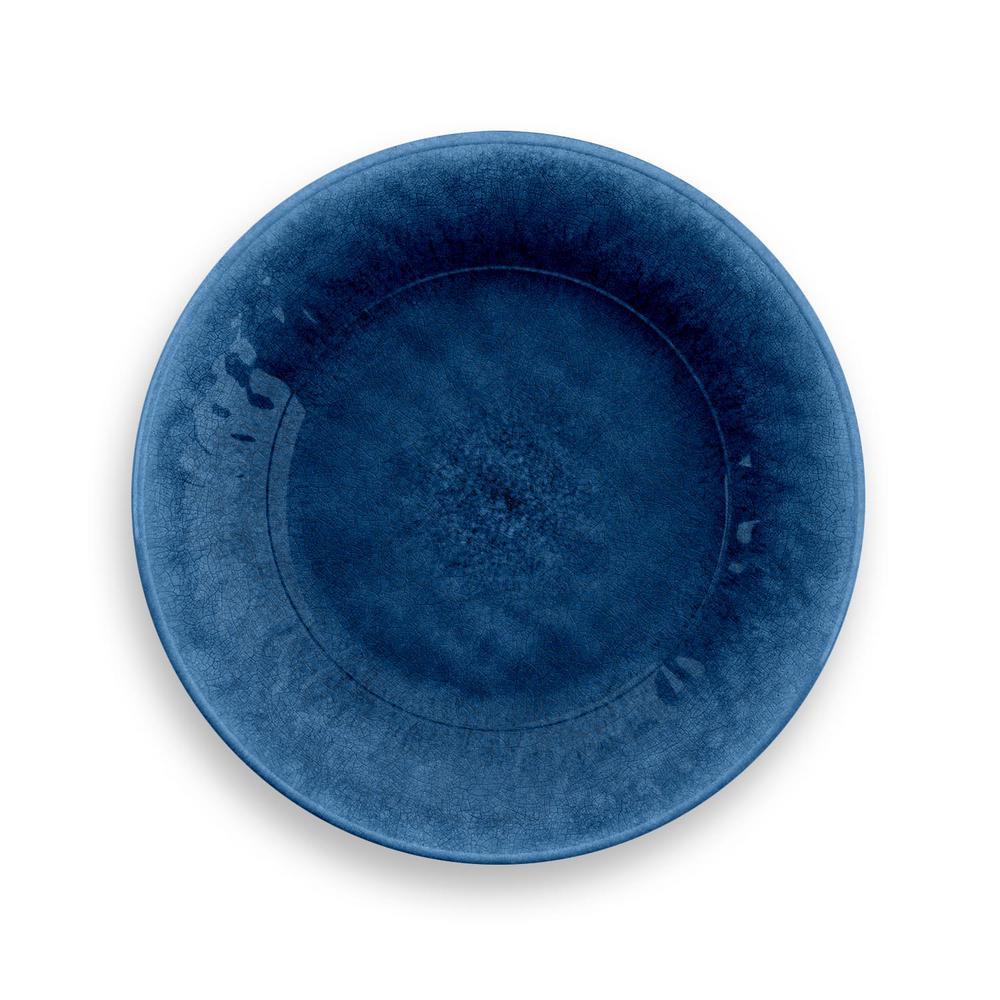 Potters Indigo Reactive Glaze Salad Plate (Set of 6)