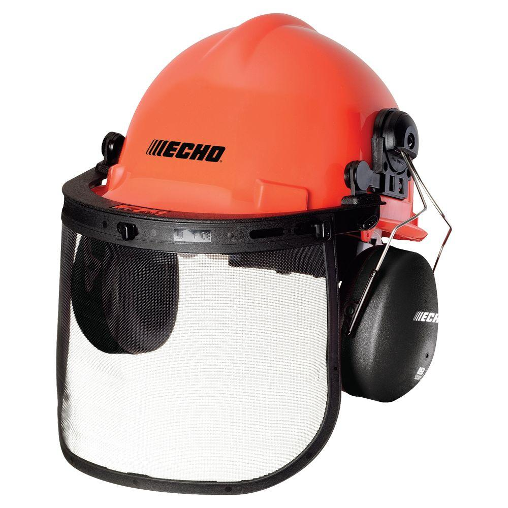 Echo Chainsaw Safety Helmet System