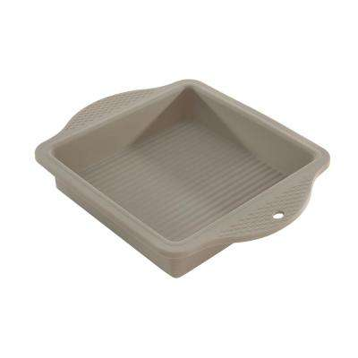 Studio Silicone 8.75 in. Square Cake Mold