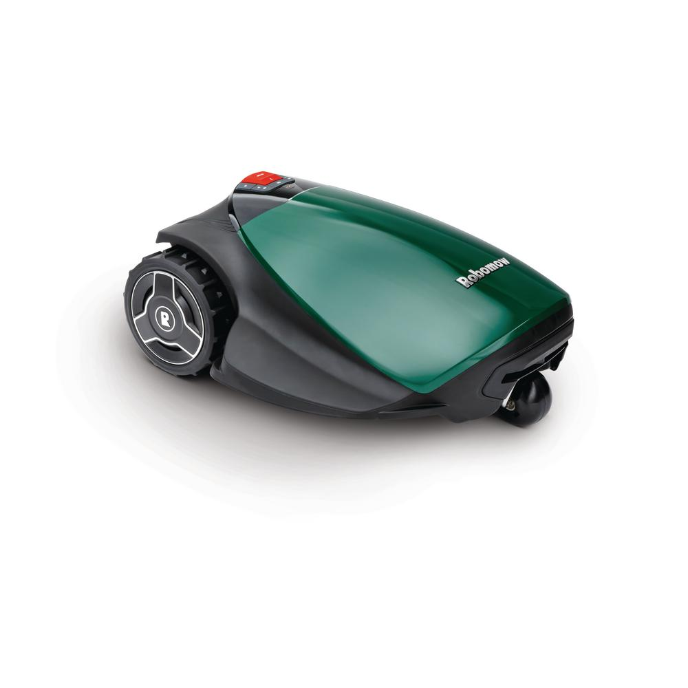 11 in. Robotic Lawn Mower (Up to 1/10 Acre)