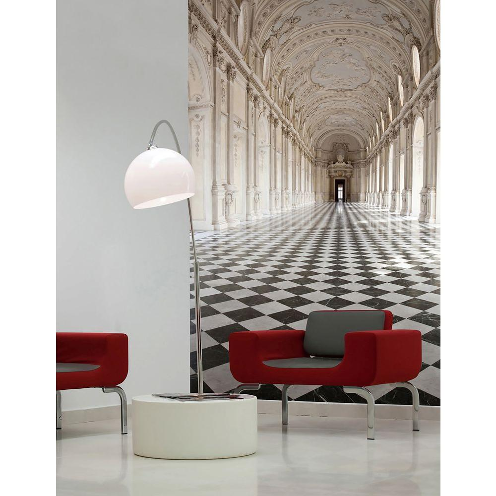 72 in. W x 100 in. H Palace of Venaria Wall
