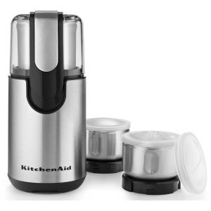 Click here to buy KitchenAid One-Touch Coffee Grinder by KitchenAid.
