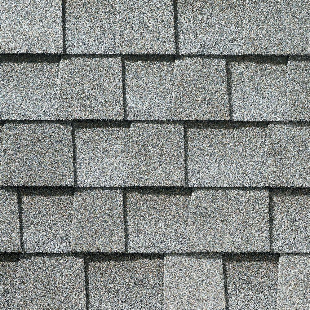GAF Timberline HD Fox Hollow Gray Lifetime Architectural Shingles