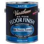 Varathane 1 Gal Clear Satin Ultra Thick 2x Water Based