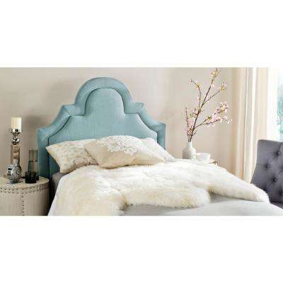 Kerstin Sky Blue Twin Headboard