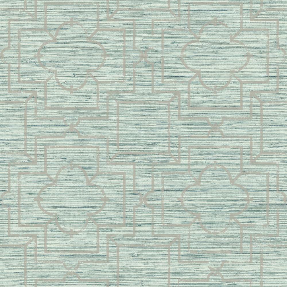Ashford Irongate Trellis Wallpaper