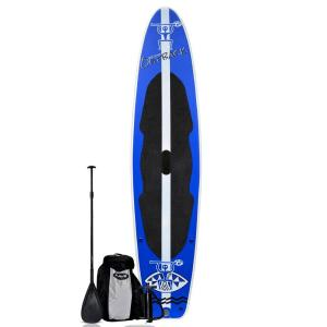 Click here to buy RAVE Sports Outback Inflatable Stand Up Paddle Board Package by RAVE Sports.