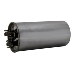 Packard 440-Volt 45/5 MFD Dual Rated Motor Run Round Capacitor