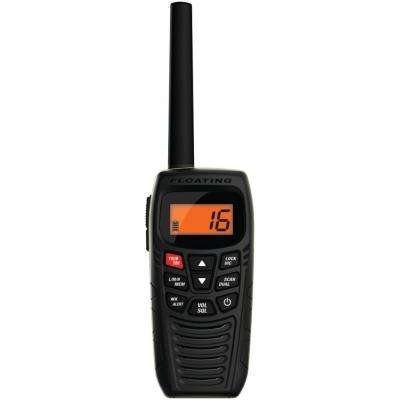 Handheld Floating 2-Way VHF Marine Radio