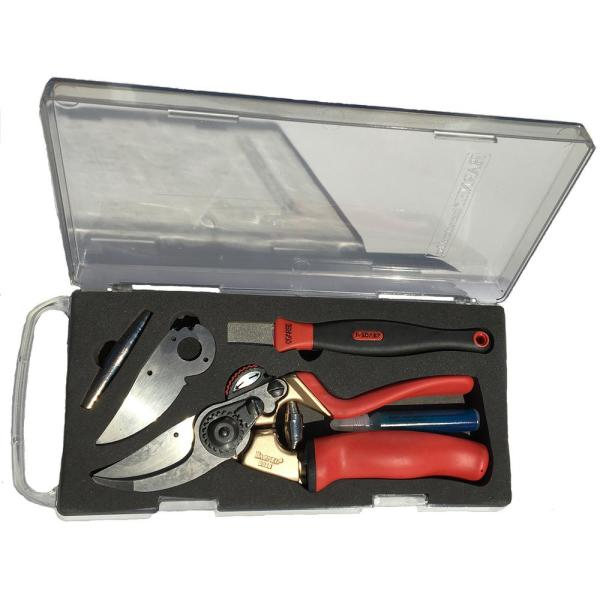 Collection 7-1/2 in. Rotating Handle Bypass Pruner Kit
