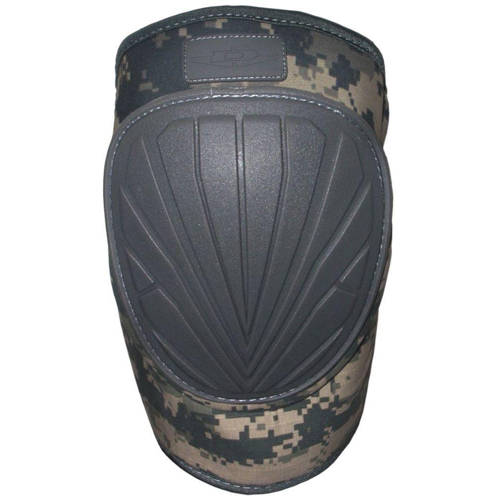 Damascus Vortex Gel-Core Hybrid Knee Pads - ACU Camo-DISCONTINUED