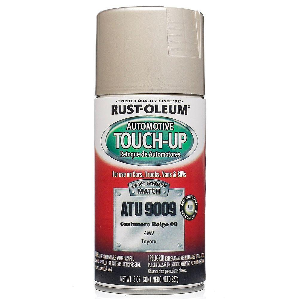 8 oz. Cashmere Beige Auto Touch-Up Spray (6-Pack)