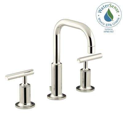 Polished Nickel Bathroom Sink Faucets Bathroom Faucets The