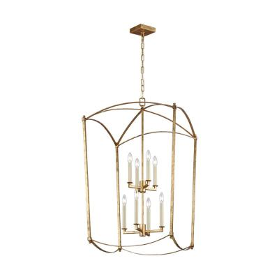 Thayer 8-Light Antique Guild Chandelier