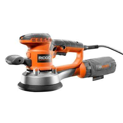 4 Amp Corded 6 in. Variable-Speed Dual Random Orbital Sander with AIRGUARD Technology
