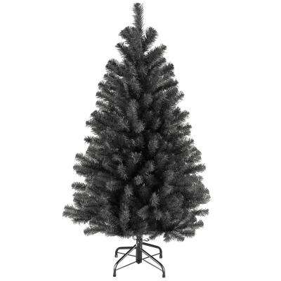 4.5 ft. North Valley Black Spruce Hinged Tree