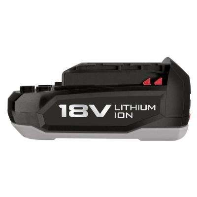 18 Volt 1.3 Ah Lithium-Ion Battery