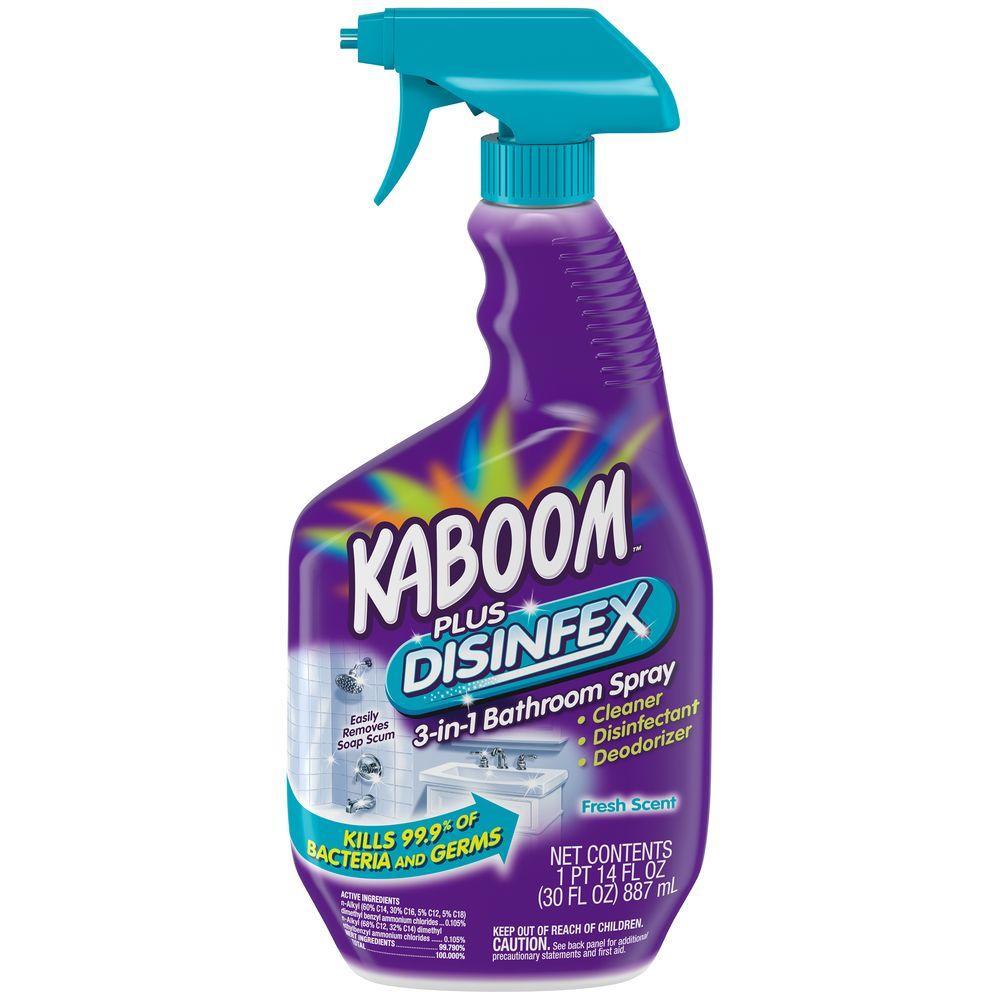 30 oz. Disinfex 3-in-1 Bathroom Spray