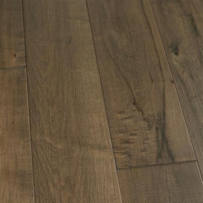 Maple Pacifica 3/8 in. Thick x 6-1/2 in. Wide x Varying Length Engineered Click Hardwood Flooring (23.64 sq. ft./case)