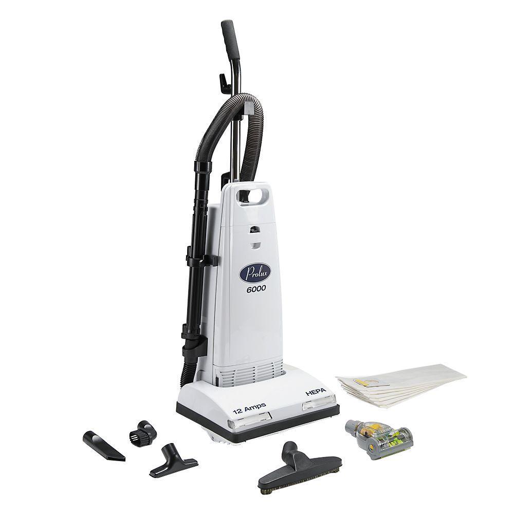 6000 New Upright Washable HEPA Vacuum Cleaner