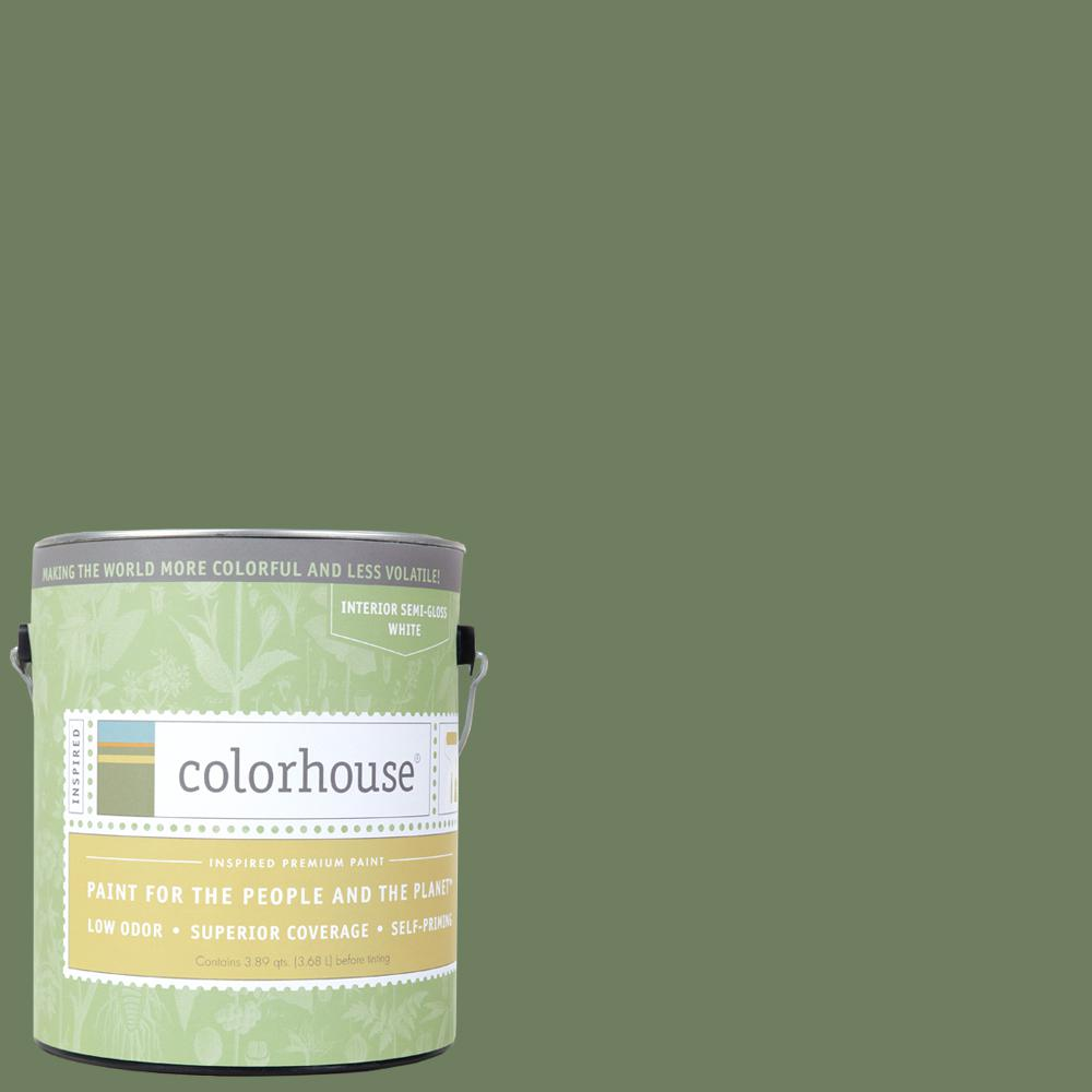 1 gal. Glass .05 Semi-Gloss Interior Paint