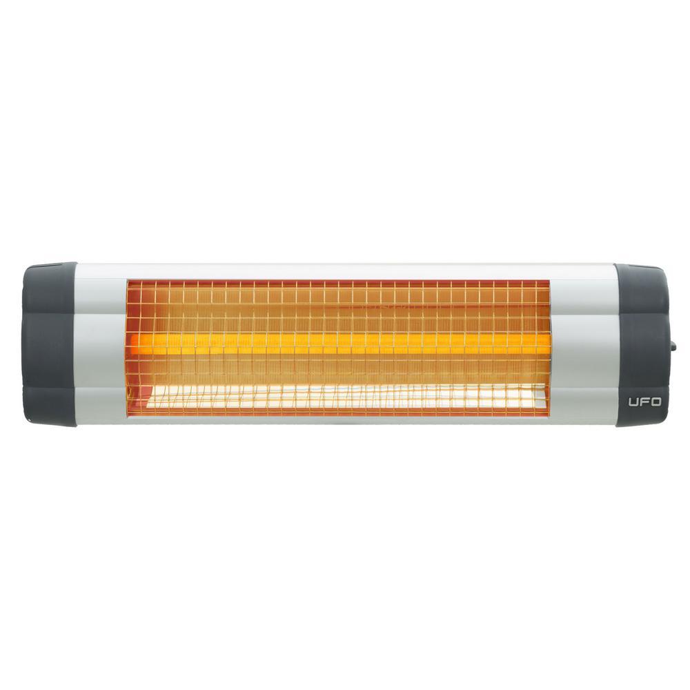 1500-Watt Electric Infrared Space Heater for Indoor and Outdoor